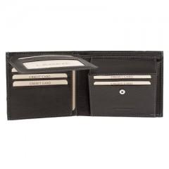 Pánská kožená peněženka LAGEN LG-1126 černá č.2