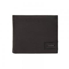 Pánská kožená peněženka LAGEN LG-1126 černá č.1