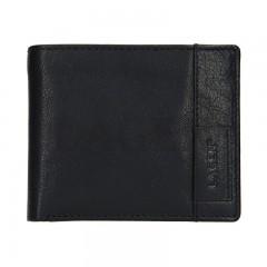 Pánská kožená peněženka LAGEN 9114 černá č.1