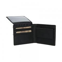 Pánská kožená peněženka LAGEN 9114 černá č.3