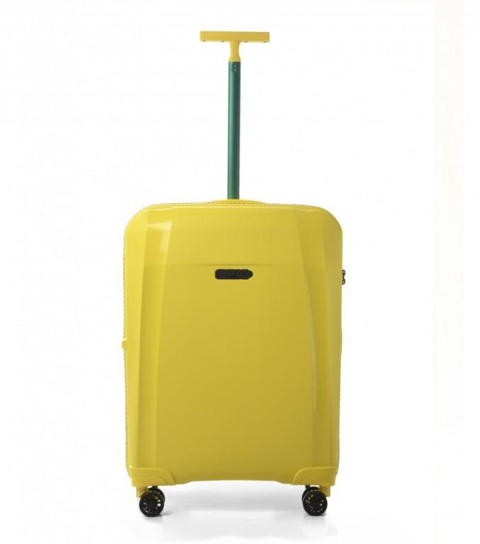 Střední cestovní kufr EPIC Phantom SL žlutý