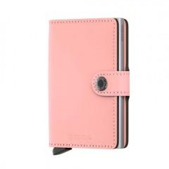 Miniwallet Secrid Matte Pink č.1