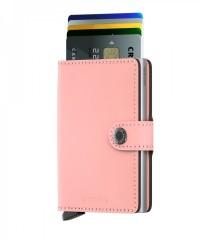 Miniwallet Secrid Matte Pink č.2