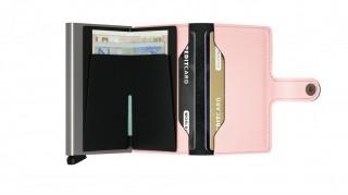 Miniwallet Secrid Matte Pink č.3