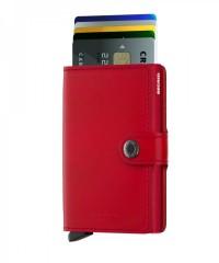 Miniwallet Secrid Original Red-Red č.2