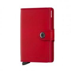 Miniwallet Secrid Original Red-Red č.1