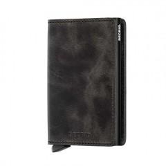 Slimwallet Secrid Vintage Black č.1