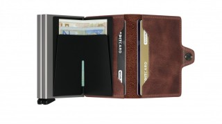 Twinwallet Secrid Vintage Brown č.3
