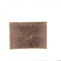 Kožená spisovka Greenburry 1679-25 hnědá č.3