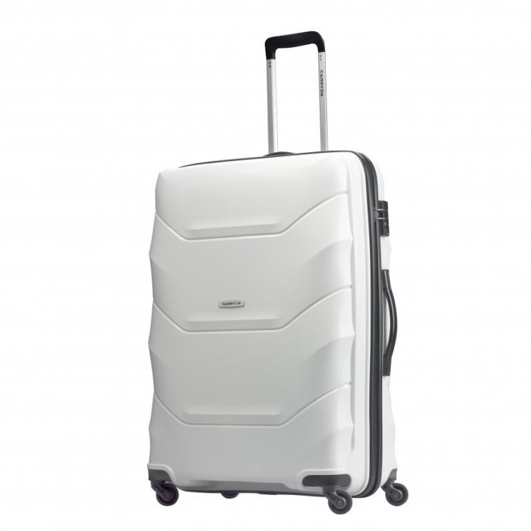 Velký cestovní kufr CarryOn Porter bílý