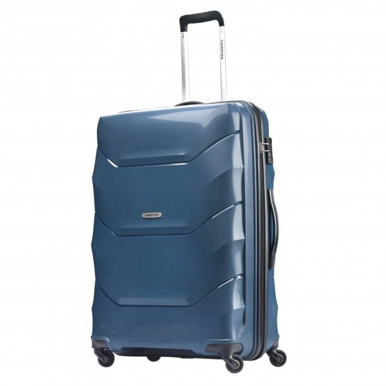 Velký cestovní kufr CarryOn Porter modrý