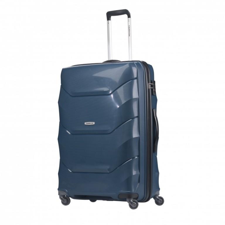 Střední cestovní kufr CarryOn Porter modrý