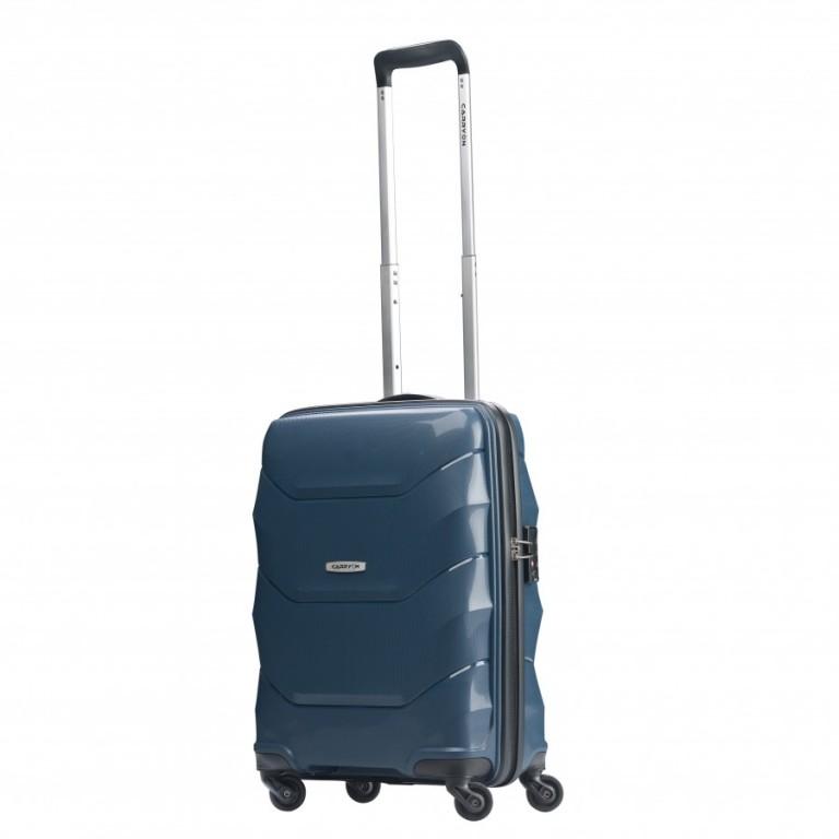 Kabinový cestovní kufr CarryOn Porter modrý