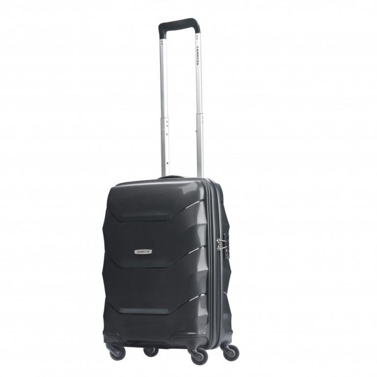 Kabinový cestovní kufr CarryOn Porter černý