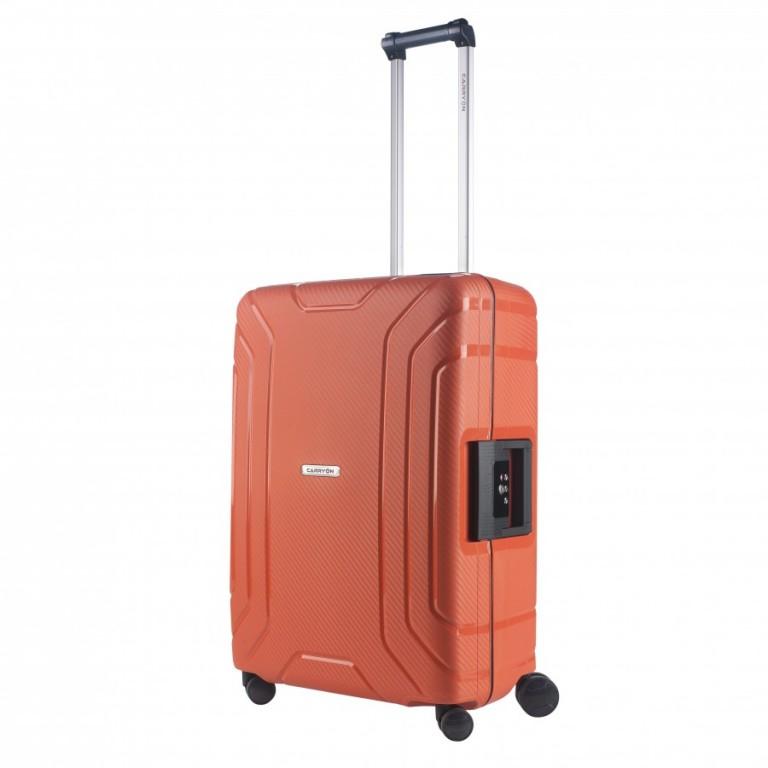 Střední cestovní kufr CarryOn Steward oranžový