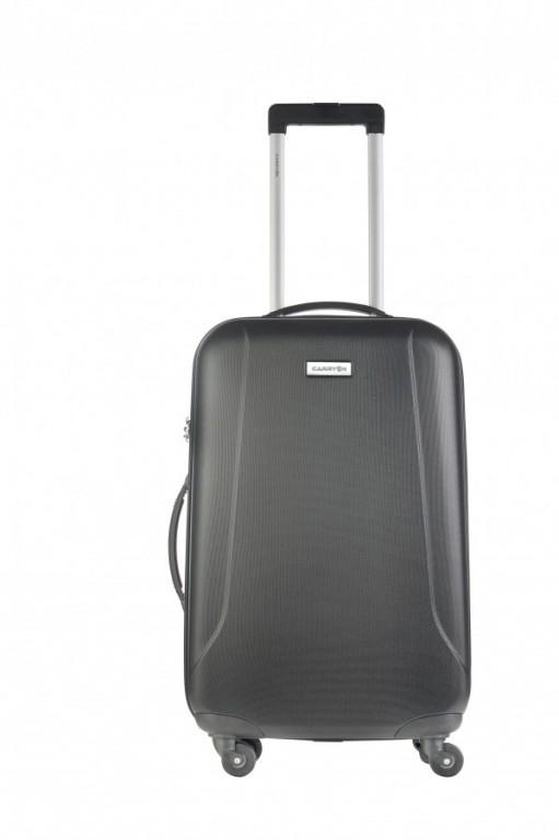 Střední cestovní kufr CarryOn Skyhopper černý