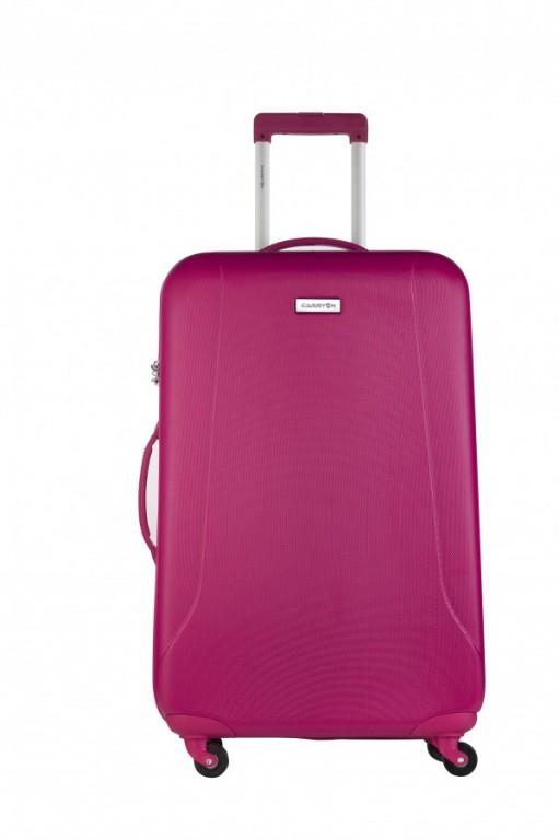 Velký cestovní kufr CarryOn Skyhopper růžový