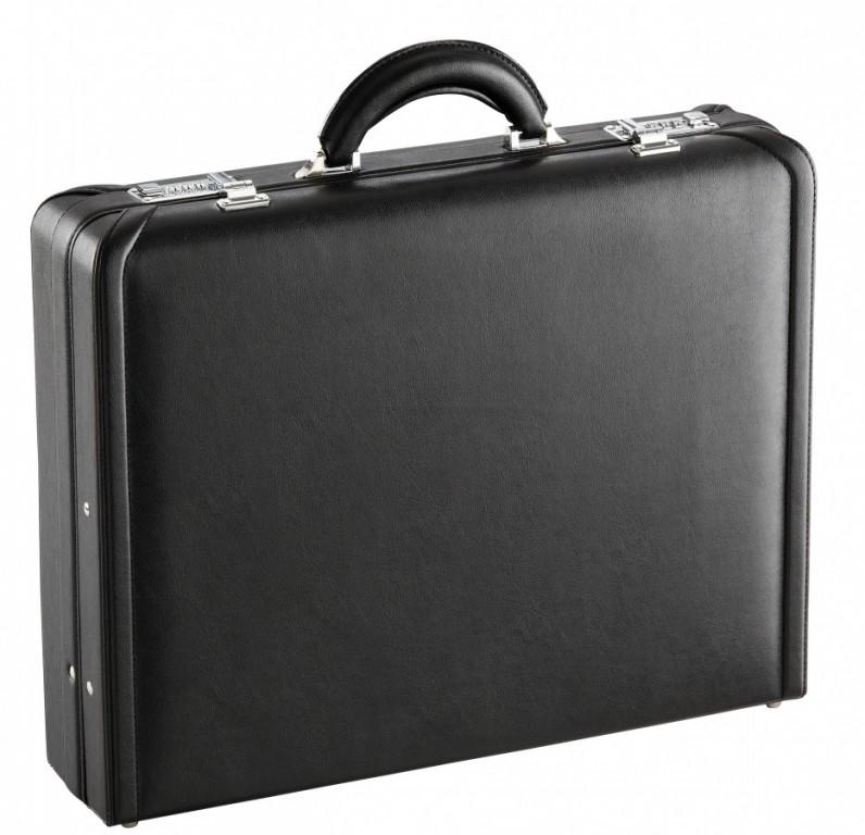 Atašé kufr DN 2635-01 černý