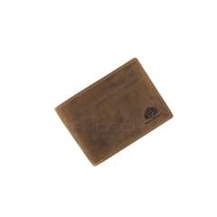 Kožená peněženka Greenburry 1661-25 hnědá č.5